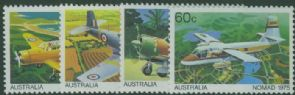 AUS SG761-4 Aircraft set of 4